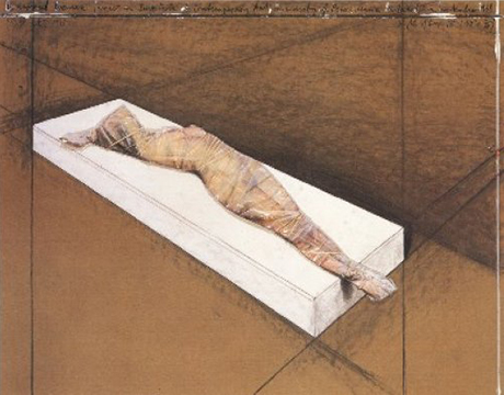 Wrapped Woman - Christo,
