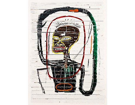 Flexible - Basquiat, Jean Michel