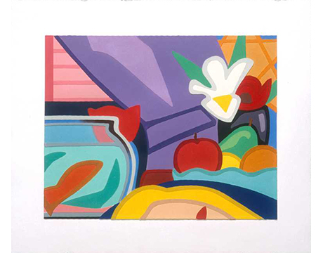 Still Life With Blonde And   Goldfish - WESSELMANN, TOM