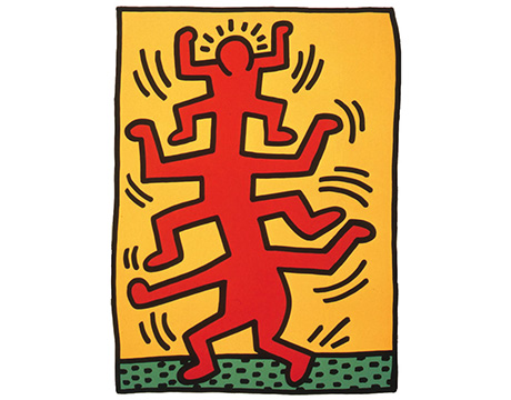 Growing 1 - Haring, Keith