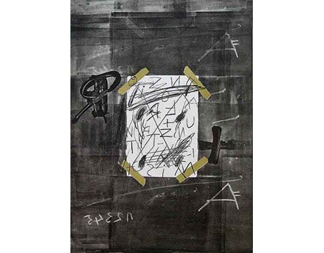 Scotch - Tapies, Antoni