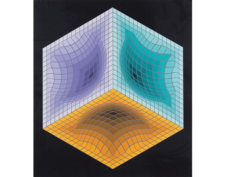 Composition - VASARELY, VICTOR